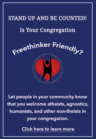 Freethinker Friendly